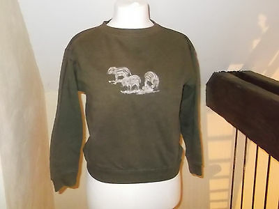 Chasse-Sweat Taille 14 Ans