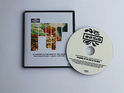 Oasis Standing On The Edge Of The Noise Live 2008  Dvd
