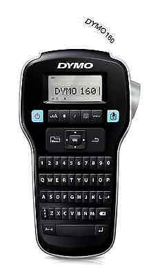 *NEW* Dymo S0946320 Label Manager 160 Handheld Label Maker Qwerty Keyboard *FREE