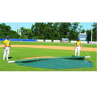 Jaypro Sports WWMC18 18 ft. Wind Weighted Cover
