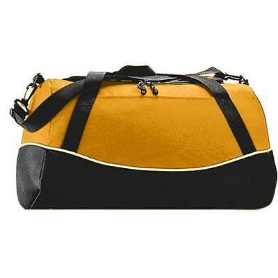 Augusta 1910A Tri-Color Sport Bag, Gold All