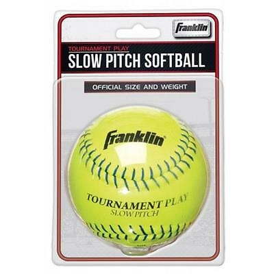 Franklin Sports 10983 12 in. Slow Pitch Tournament Softball