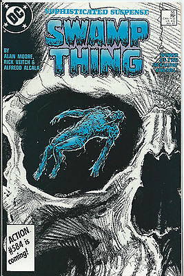 Swamp Thing #56 - January 1987