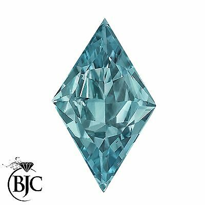 BJC® Loose Kite Cut Natural Untreated Aquamarine Stones AA Grade Mixed Sizes