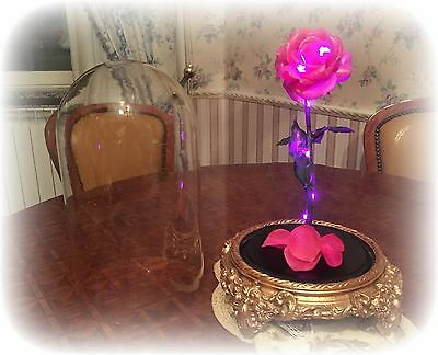 Beauty And The Beast Enchanted Rose limited