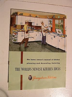 Youngstown Kitchens Brochure 1951