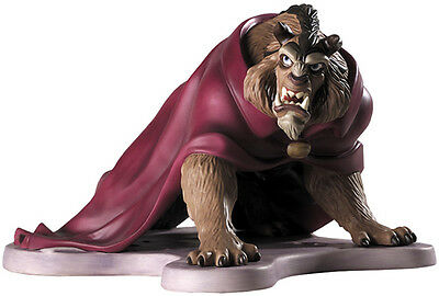 WDCC Beauty & the Beast Fury Unleashed Figure Walt Disney Classics Collection