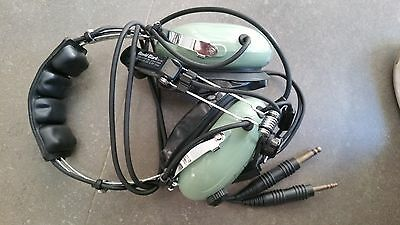 Casque H10-30 David Clark D'aviation / Helicoptere