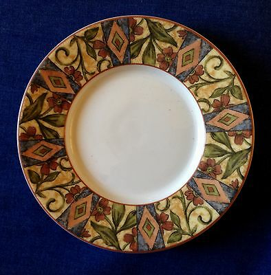 Doulton Everyday. Side Plate. 'Cinnabar'