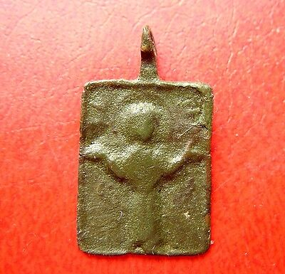 Ancient Pendant Icon Kievan Rus.Viking Age