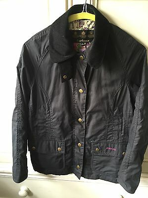 Barbour Limited Edition Liberty Coat 10/12