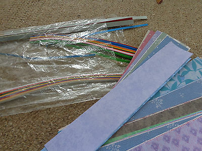 papercraft and quilling paper