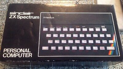ZX Spectrum 48K - Boxed And Working - Nice Clean Condition