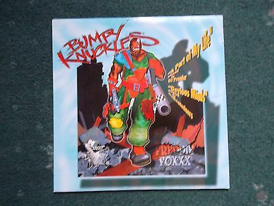 Bumpy Knuckles /freddy Foxxx  A Part Of My Life/devious Minds 12 Inch