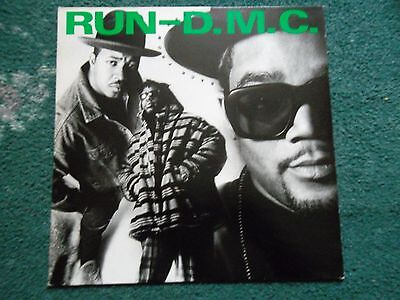 Run Dmc Back From Hell Lp