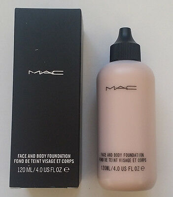 Mac Face And Body Foundation In NC30 - 120ml