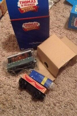 Thomas The Train Wooden Birthday Surprise Toby