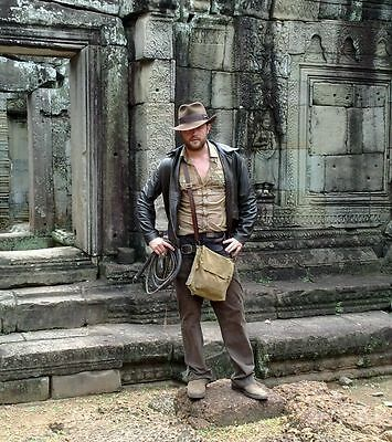 Indiana Jones authentic replica adult movie accurate outfit fancy dress costume