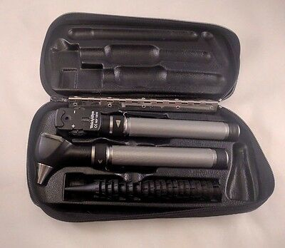 Welch Allyn PocketScope Otoscope Ophthalmoscope Portable Set Kit with Batteries