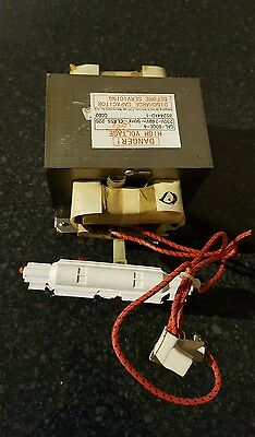 Microwave Power Transformer Galanz GAL-800E-4 Compatible From DeLonghi P80D2