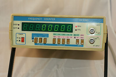 Frequency Counter  DF3380