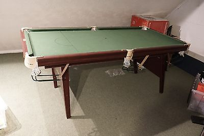 Riley 6ft Folding Snooker Table