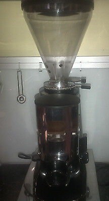 Mazzer Luigi Commercial Coffee Bean Grinder - used condition