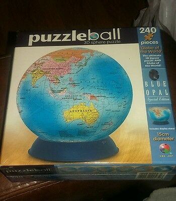 3d puzzle ball jigsaw 'Globe of the world'