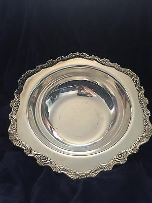 Vintage International Countess Style 3 Footed Serving Bowl