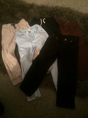 Jeans Bundle Age 5-6 Years
