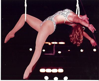 1982 -Ringling Bros Circus Red Unit - Cindy Dodge