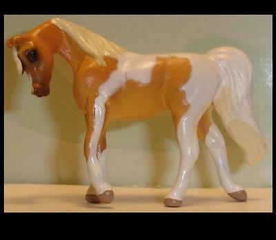 Breyer Palomino Pinto WALKING ARABIAN MARE Mini Whinnie from 6 Pintos 300115