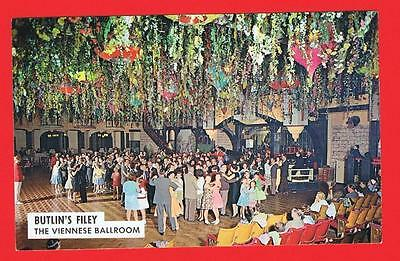 Butlin's Filey The Viennese Ballroom Free P&P to UK (ref X89)