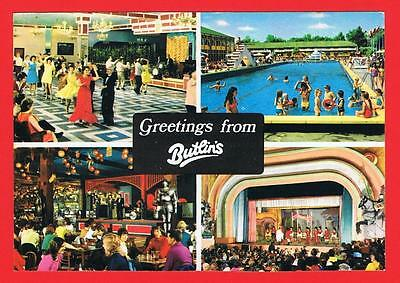 Butlins Multi View Larger Size Free P&P to UK (ref X88)