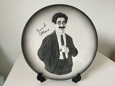 Groucho Marx Rare Limited Edition Collector Plate