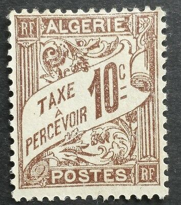 Postage due 1926 mint Algeria stamp for sale please click & view for details
