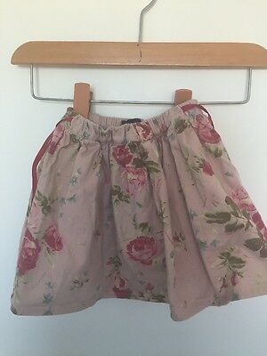 Burberry Baby Girls Skirt Age 6 Months