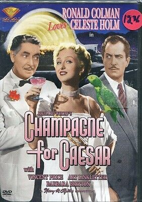 Champagne for Caesar DVD