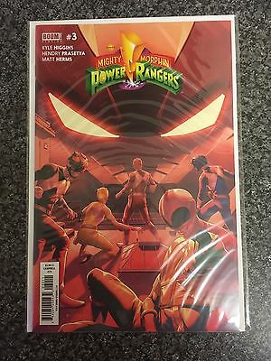 Mighty Morphin Power Rangers Issue 3 Nm/vf Unread First Print