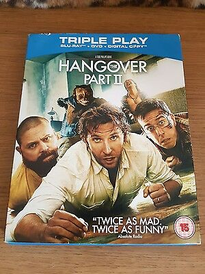 The Hangover Part 2 (Blu-ray, 2011, 2-Disc Set)