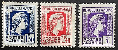 Marianne d'Alger 1944 mint Algeria stamps for sale please click for details