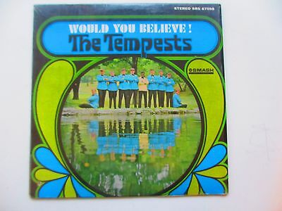 The Tempests - Would you Believe LP Smash Records EX RARE Northern Soul