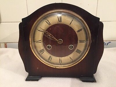Mantel Clock For Restoration Bentima