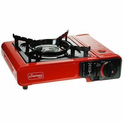 Portable Camping Picnic Fishing Festival Gas Powered Stove & Carry Case Olstove