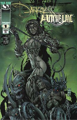 The Darkness & Witchblade 2 (NM)