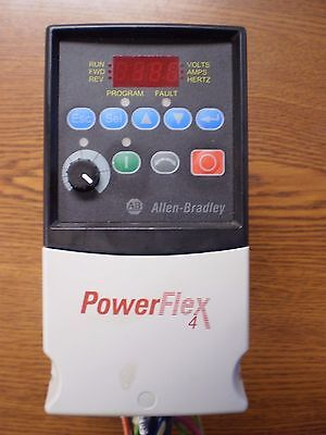 Allen Bradley 22A-D1P4N104, 5 Hp Power Flex 4