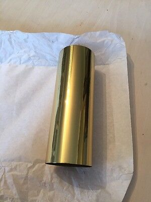 Hermle Weight Shell Case Brass