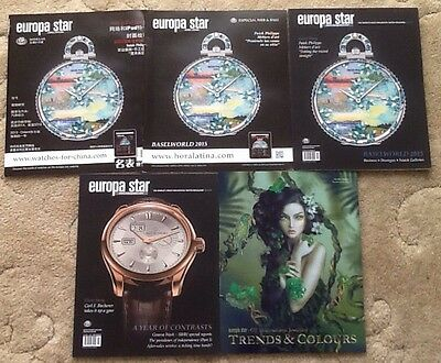 europa star magazines watches and jewellery 2015