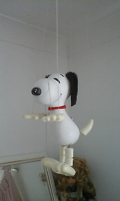 Snoopy String Puppet