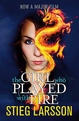 The Girl Who Played with Fire by Stieg Larsson (Paperback, 2010)